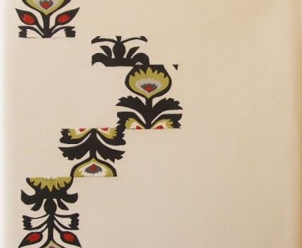 """""""Polne Kwiaty"""", 2012   Acryl auf Leinwand, 22x22 cm"""