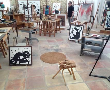 Fundacio_Pilar_y_Joan_Miró_ Palma_Mallorca_Anna_Szermanski_Stiftung_Atelier_Surreallismus_Skulptur_Park_Ausstellung_zeitgenössische_Kunst_19