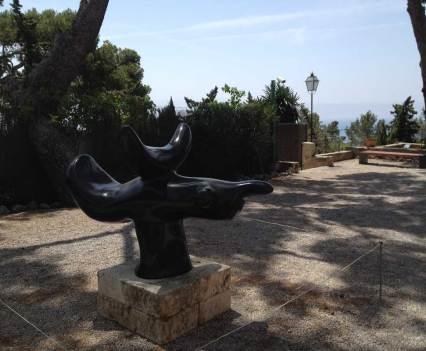 Fundacio_Pilar_y_Joan_Miró_ Palma_Mallorca_Anna_Szermanski_Stiftung_Atelier_Surreallismus_Skulptur_Park_Ausstellung_zeitgenössische_Kunst_21