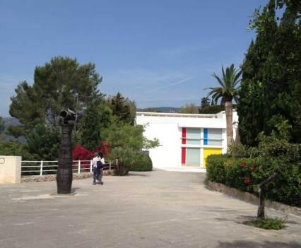 Fundacio_Pilar_y_Joan_Miró_ Palma_Mallorca_Anna_Szermanski_Stiftung_Atelier_Surreallismus_Skulptur_Park_Ausstellung_zeitgenössische_Kunst_5