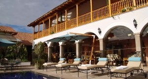 Hotel Palacio Nazarenas - Cusco's best luxury hotel by far