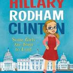 Portrait of Hillary Rodham Clinton as a girl.