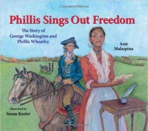 Phillis Wheatley and George Washington