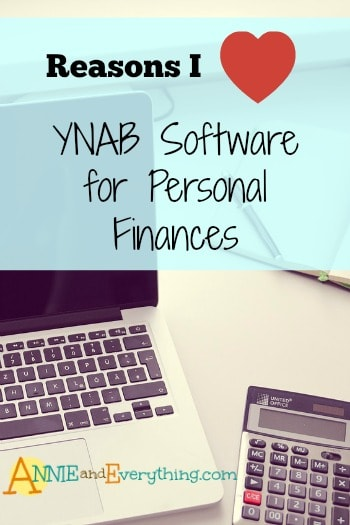 Reasons I Love YNAB Mac ( Windows!) Software for Personal Finances