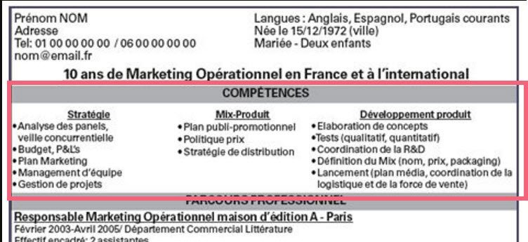 Want To Find A Job In France? How To Create The Perfect French Resume/CV - cv document
