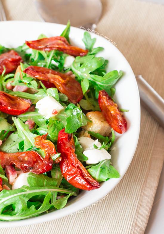 Italian BLT Salad