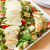 Chargrilled Chicken and Bacon Salad with Avocado Dressing