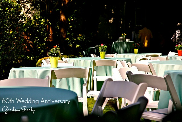 60th Wedding Anniversary Party Ideas - Perfect For A Diamond Anniversary - anniversary party ideas