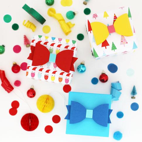 diy paper bow template « Ann Kelle