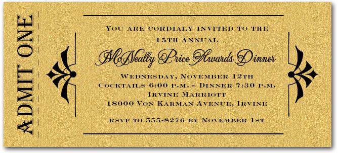 party invitations formal ball invitation templates gala invitation