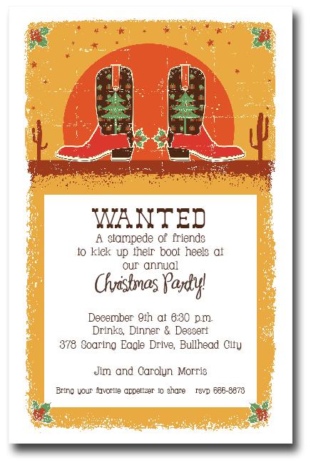 christmas invitations ideas
