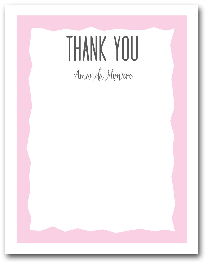 thank you letter for new customer
