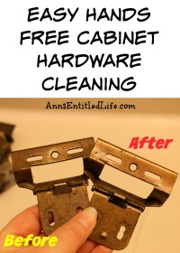 How To Clean Cabinet Hinges | online information