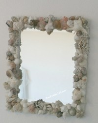 How To Make A Seashell Mirror