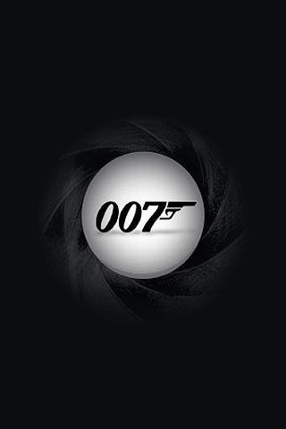 iPhone 007 James Bond wallpapers - W3 Directory Wallpapers