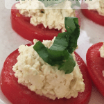 Eggless Egg Salad! YES! Low Carb * THM S