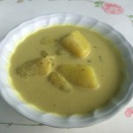 potato curry dish