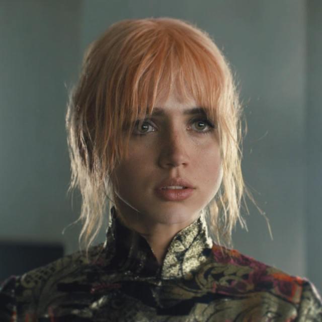 bladerunner2049 bladerunner joi anadearmas actress attrice cinema film anonimacinefili villeneuvehellip