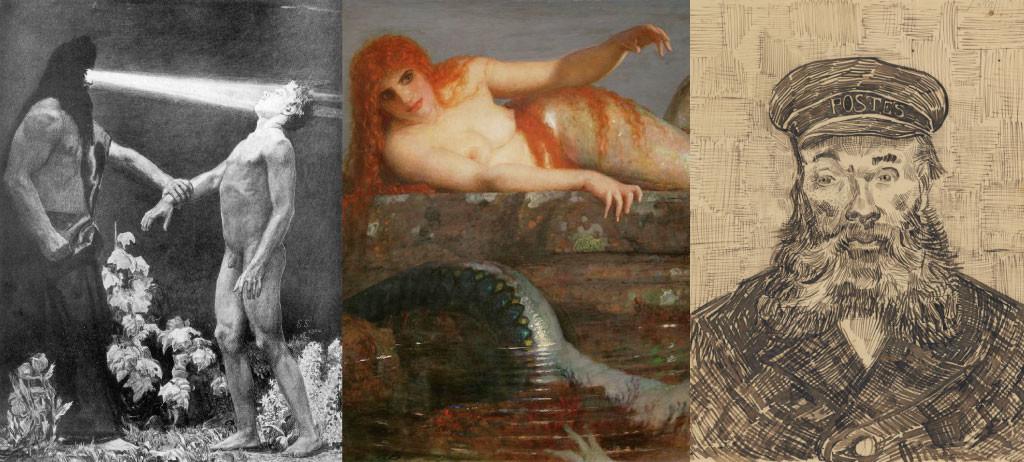 dipinti citati in The Lighthouse