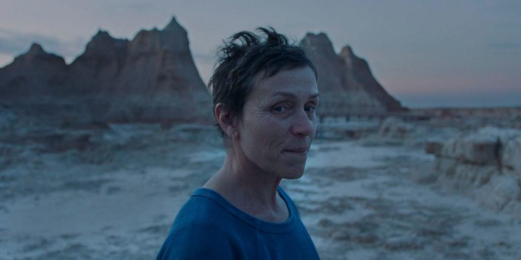 Nomadland, film del Festival di Venezia 2020