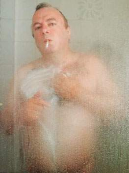 Smoking in the Shower