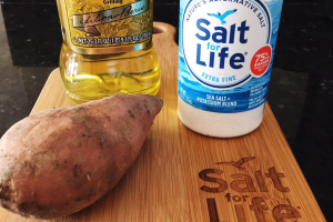 Salt for Life: A Blogger Recipe Challenge