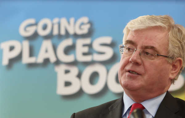 Eamon Gilmore – Going places