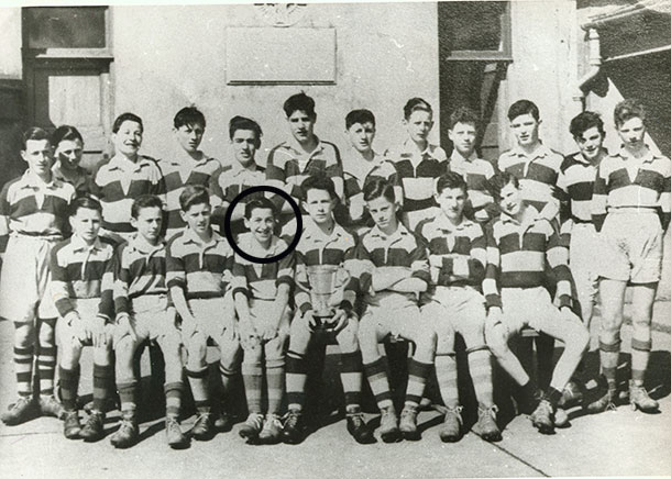 • Frank Stagg was known for his prowess at Gaelic football and handball