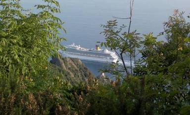 Crociere: capitaneria Genova, si' a navi davanti a Portofino
