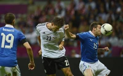 Germania-Italia 1-2 - All Matches - ANSA.it