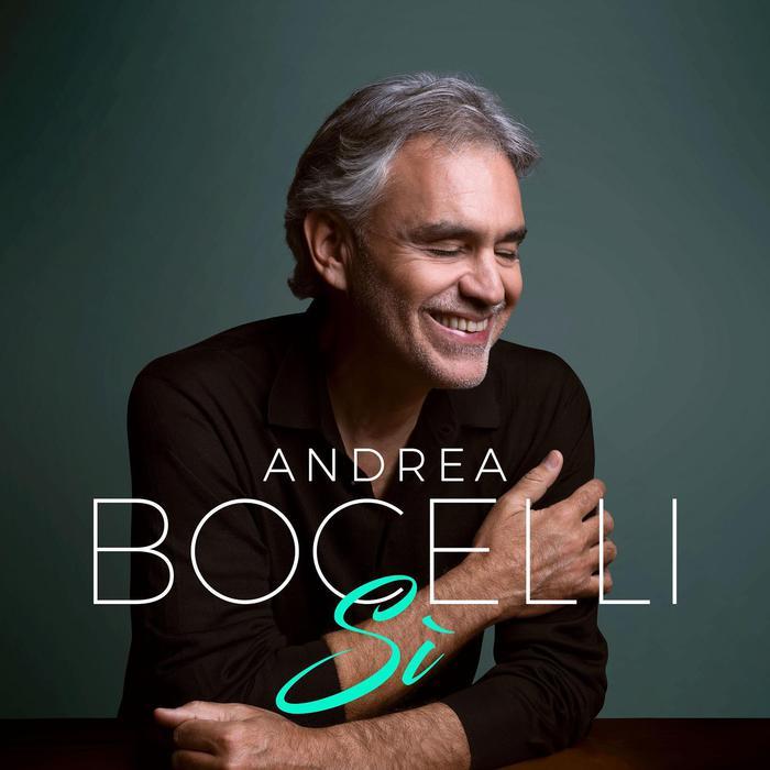 Bocelli tops US charts with \u0027Sì\u0027 - Lifestyle - ANSAit