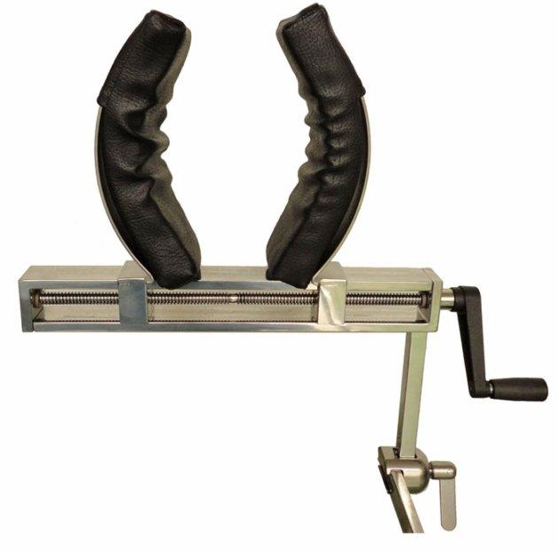 Soporte artroscopia ajustable con manivela Ansabere