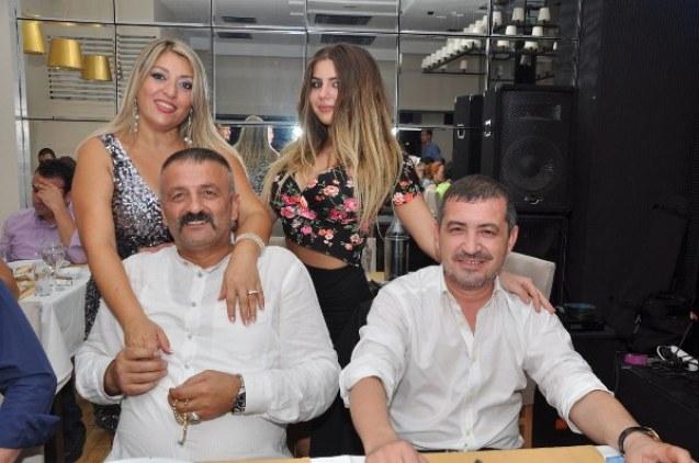 Nur-Süleyman Ekşioğlu, Esin Saraçoğlu, Kemal Şişman