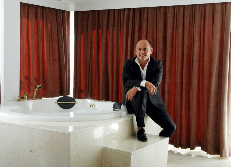 wise boutique hotel spa basına tanıtıldı