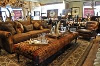 Rustic Living Room Furniture at Anteks Furniture Store in ...
