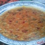 Malhuta Çorbası (Soğanlı)