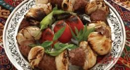 Sarımsak Kebabı (Fırında)