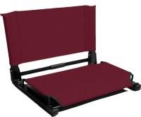 "Stadium Chair Bleacher Seat (WSC1), DELUXE MODEL (3"" wider)"