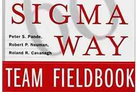 Book Review: The Six Sigma Way Team Fieldbook