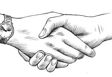 How's Your Digital Handshake