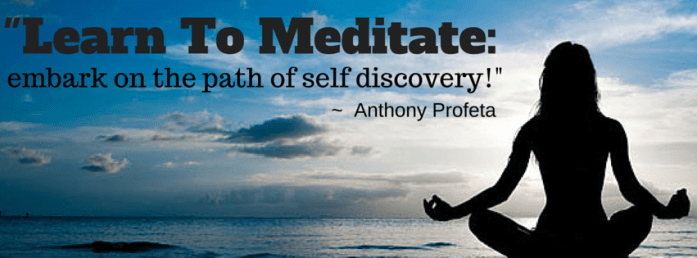 Learn To Meditate, Mindfulness, How to Meditate