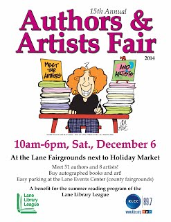 Authors Artists Fair 2014