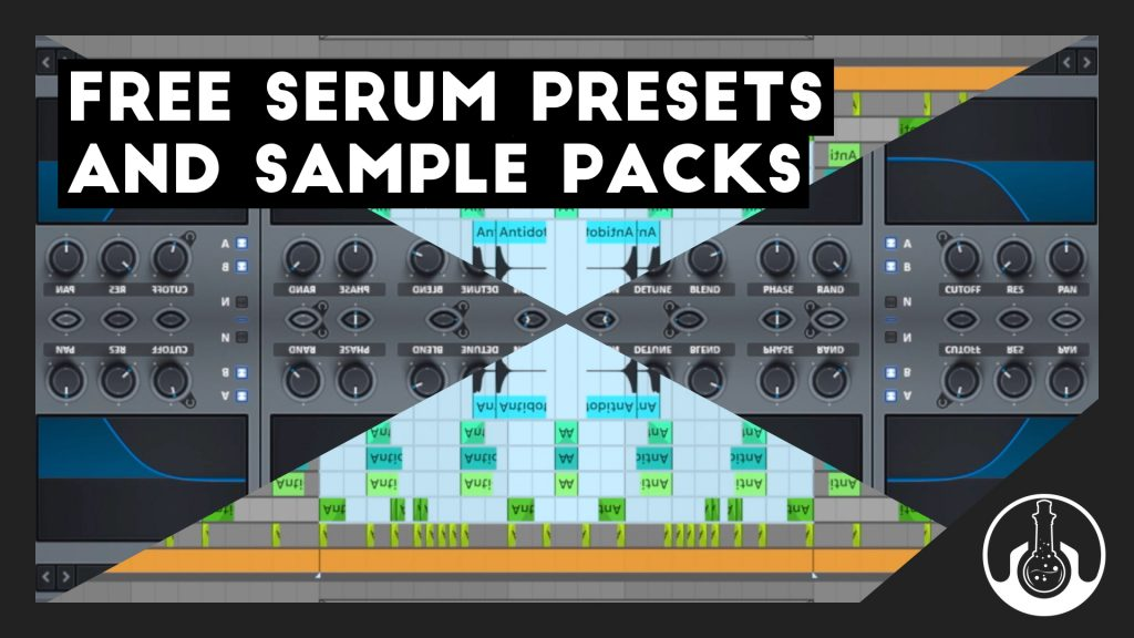 Free Serum Presets  Sample Packs List - Antidote Audio