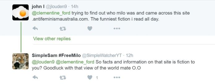 Milo Clementine Ford