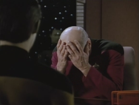 Picard Double Facepalm