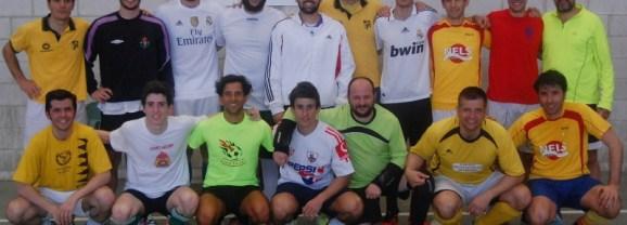 Liga de Fútbol-Sala Peñalba Alumni y Amigos (Final)
