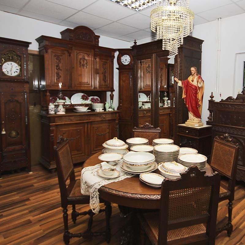 Esszimmer Möbel Antik   Antik La Flair   Antike Möbel Und   Esszimmer Antik