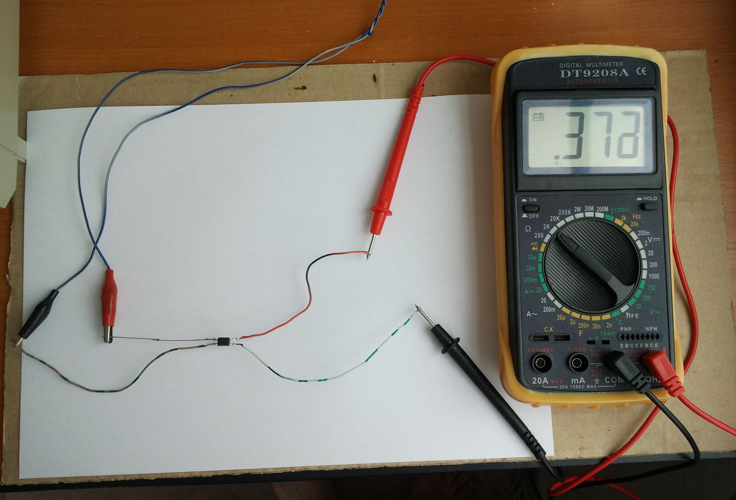 1 Ohm Wiring Diagram Auto Electrical Maxon Lift 080552650 How To Test An Optocoupler U2013 Antimath
