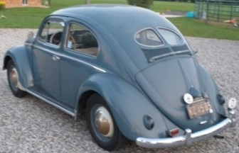 mike wolfe american pickers 1953 VW Zwitter