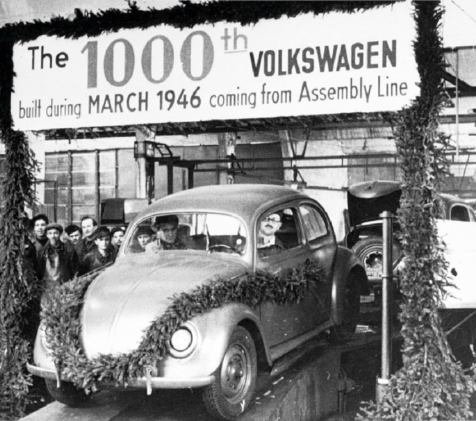 volkswagon bug history american pickers mike wolfe